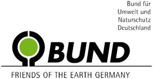 Logo BUND (Bund für Umwelt und Naturschutz Deutschland)
