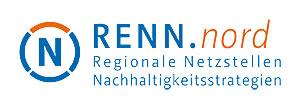 Logo RENN.nord (Regionale Netzstellen Nachhaltigkeitsstrategien)